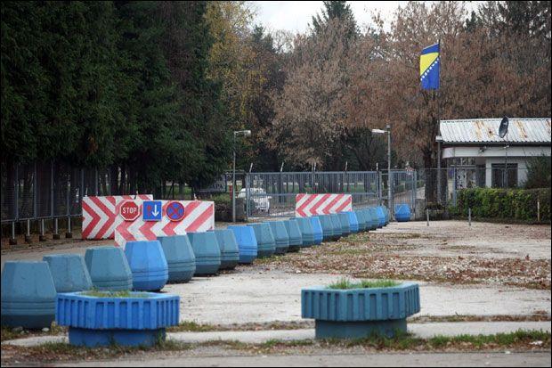 Vojašnica Kozara v Banja Luki