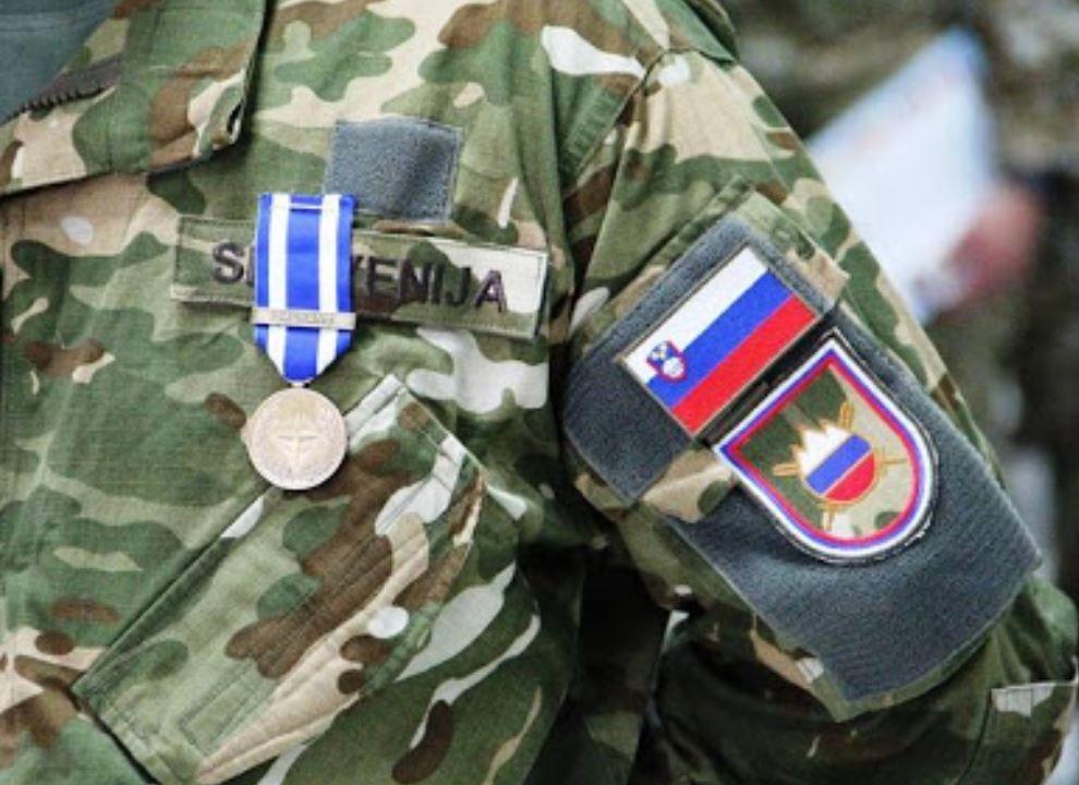 Medalja v službi miru za udeležbo na mirovni misiji