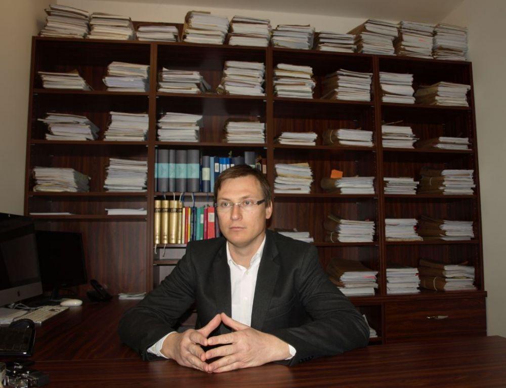 odvetnik Klemen Vogrinec