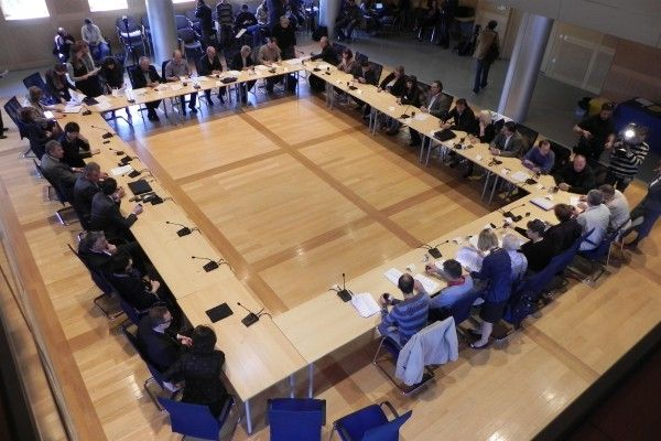 Pogajanja KPJS